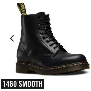Dr. Martens 1460 Smooth - Black